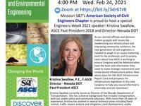 Influencing US Policy to Modernize our Infrastructure (ASCE)