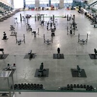Free Fitness Center Use