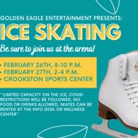 GEE Presents: Ice Skating Weekend Event