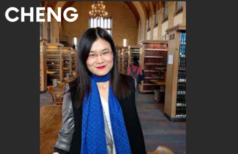 Virtual Science on Tap presents: Dr. Yangyang Chen