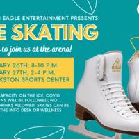 Golden Eagle Entertainment Ice Skating