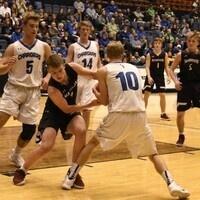 Class AA Boys Basketball Tournament