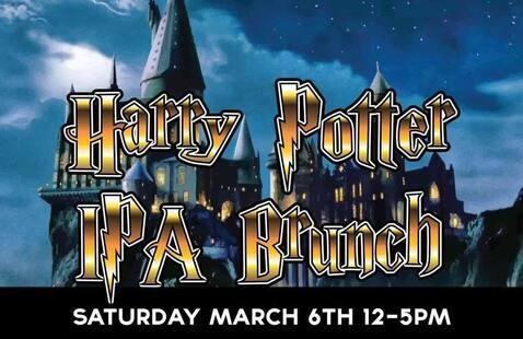 Harry Potter Brunch
