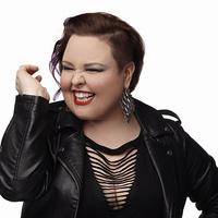 Publicity headshot of Jamie Barton, mezzo-soprano