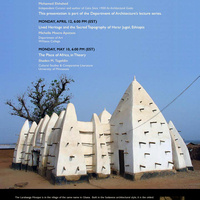 AKPIA@MIT Lecture: Lived Heritage and the Sacred Topography of Harar Jugol, Ethiopia,  Michelle Moore Apotsos