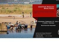 Institute for African Development Seminar: The Importance of Clean Water and the Role of African Woman in Situation of Health Crises / Importance de l'eau potable et la place de la femme Africaine en situation de crise sanitaire: cas de la COVID-19