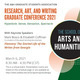 RAW: Research, Art, & Writing Graduate Student Conference