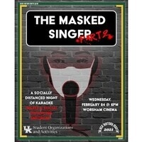The Masked Singer pt. 2