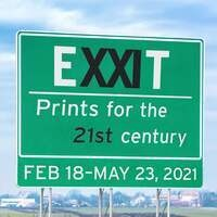 Picker Art Gallery Exhibition—EXXIT: Prints for the 21st century