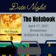The Notebook: Statesboro's Drive-In Movie