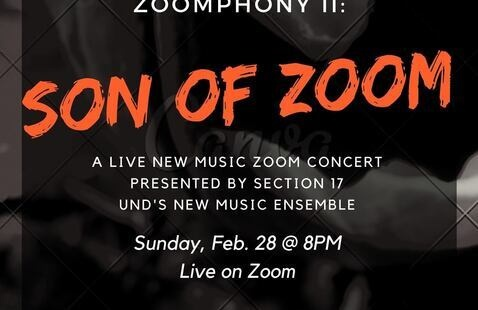Zoomphony II: Son of Zoom!  (Section 17's New Music Concert