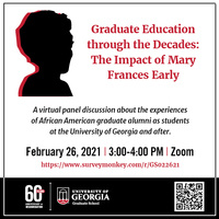 Graduate Education through the Decades: The Impact of Mary Frances Early