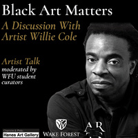 BLACK ART MATTERS: A Discussion With Artist Willie Cole