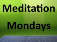 Virtual Meditation Mondays