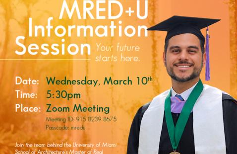 MRED+U Program Info Session