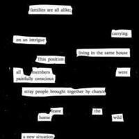 Maker Madness: Blackout Poetry