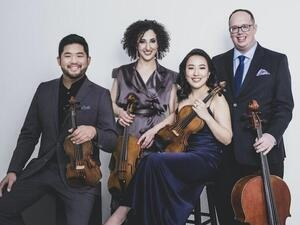 Virtual Guest Master Class: Verona Quartet with the Arts & Sciences Orchestra, Tiffany Chang '09, conductor