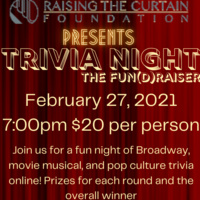 Raising the Curtain Foundation Trivia Night