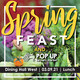 Spring Feast and Pop Up Farmers' Market @ DHW