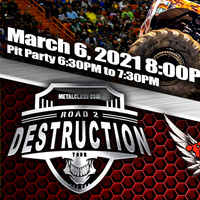 Road 2 Destruction Tour 2021