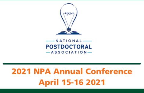 2021 NPA Annual Conference