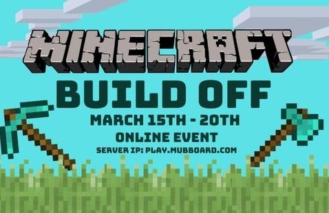 Minecraft Build Off