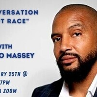 A Conversation about Race  with CNN's Delano Massey