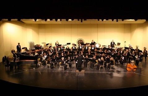 Wind Ensemble and University Band Concert