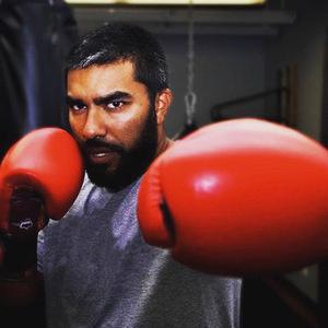 Boxing w/ C.J. Molina