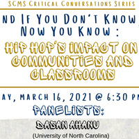 Hip Hop's Impact on Communities and Classrooms