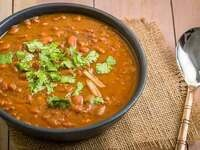 National Nutrition Month: Highlight Asian-Indian Cuisine- Rajma