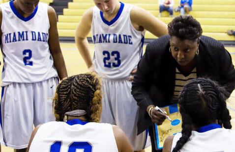 Coach Susan Summons