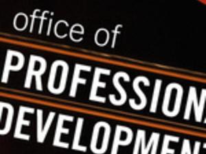 Professional Development Office Logo