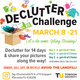Declutter Challenge Event Graphic