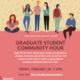 Graduate Student Community Hour
