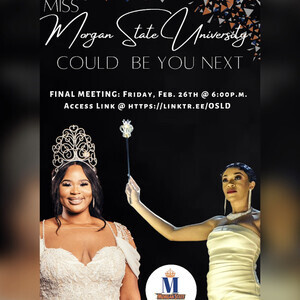 Become the Next Miss Morgan State University
