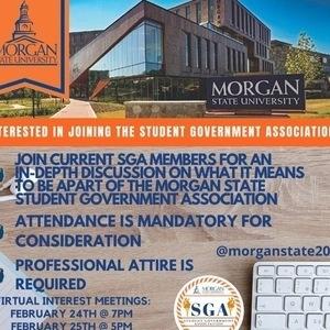 SGA Election Meeting