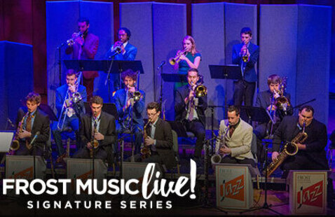 Frost Concert Jazz Band—Explosion