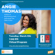 A Virtual Conversation with Angie Thomas