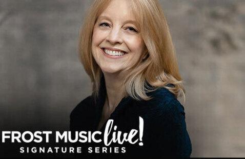 Frost School's HMI Celebrates Piazzolla at 100 with Maria Schneider