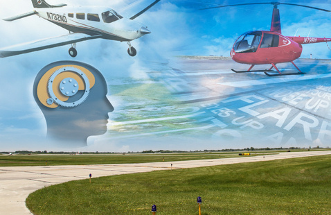 Mental Health in Aviation: Putting Your Mask on First