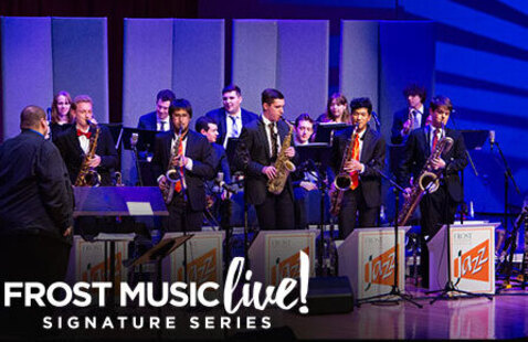 Frost Studio Jazz Band & Frost Jazz Vocal Celebrate the Music of Nelson Riddle