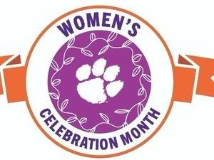Women's Celebration Month Logo