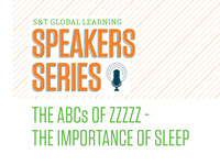The ABCs of Zzzzz - The Importance of Sleep