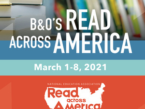 Read Across America Day at the B&O
