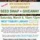 Seed Swap & Giveaway