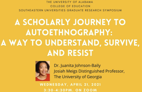 The James P. Curtis Distinguished Lecture