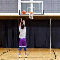 Basketball Shoot Around