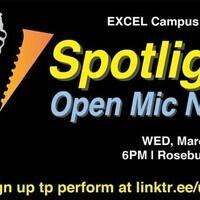 Spotlight Open Mic Night