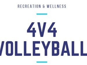 RecSports Olympics 4v4 Indoor Volleyball